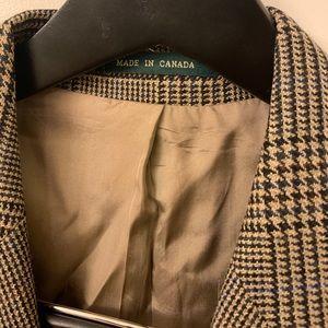 Ralph Lauren 42R sport coat made in Canada